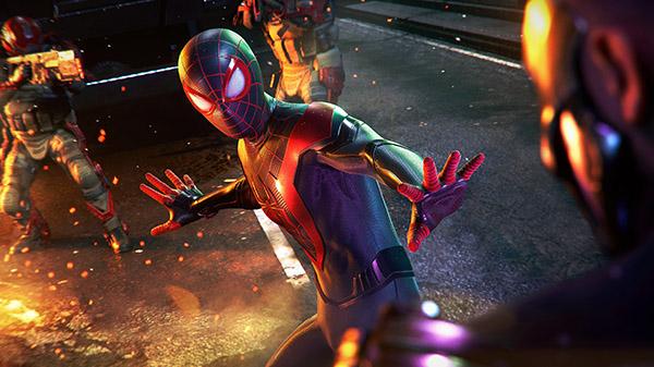 Marvel's Spider-Man: Miles Morales เริ่มทำการผลิตเพื่อวางจำหน่าย