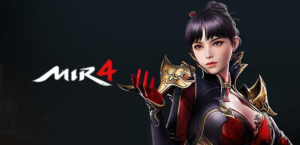 Mir4 เกมมือถือแนว MMORPG ฟอร์มยักษ์เตรียมเปิดทดสอบ 29 ต.ค.