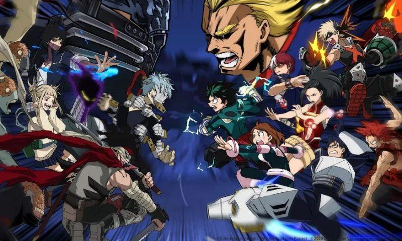 หัวใจของฮีโร่ My Hero Academia : Heart of Heroes เปิดทดสอบแล้ววันนี้