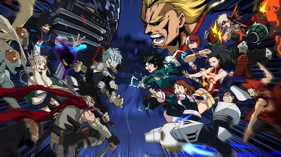 My Hero Academia 25102020 1
