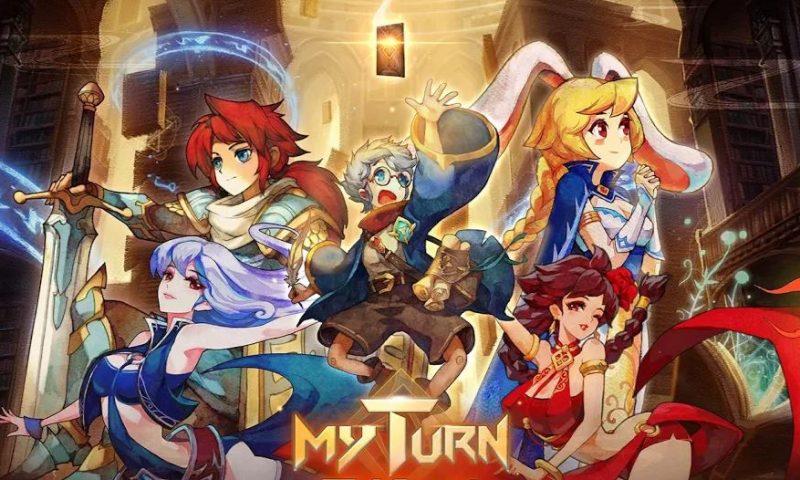เปิดให้บริการ My Turn: Infinite Magic Dual เกมการ์ดภาพการ์ตูน