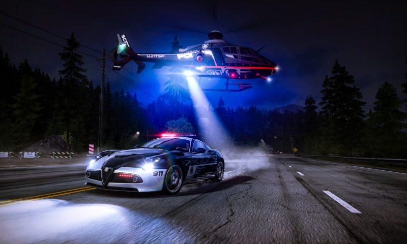 ประกาศเปิดตัว Need for Speed: Hot Pursuit Remastered ภาพสุดคม