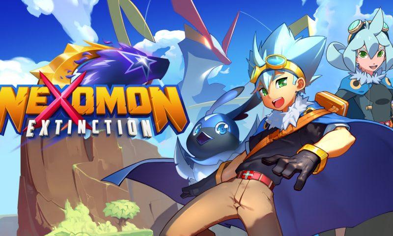 เริ่มแล้ว Nexomon: Extiction การผจญภัยครั้งใหม่กับเหล่ามอนสเตอร์