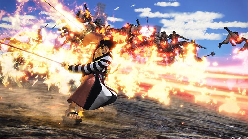 One Piece Pirate Warriors 4 1210200 2