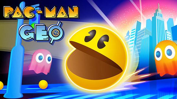Pac Man Geo 14102020