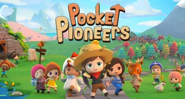 Pocket Pioneers 021063