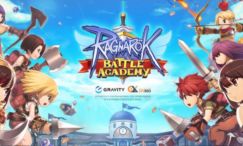 Ragnarok Battle Academy เกมมือถือใหม่ซีรีส์ RO เตรียม CBT