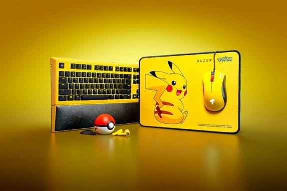 Razer Pikachu 1