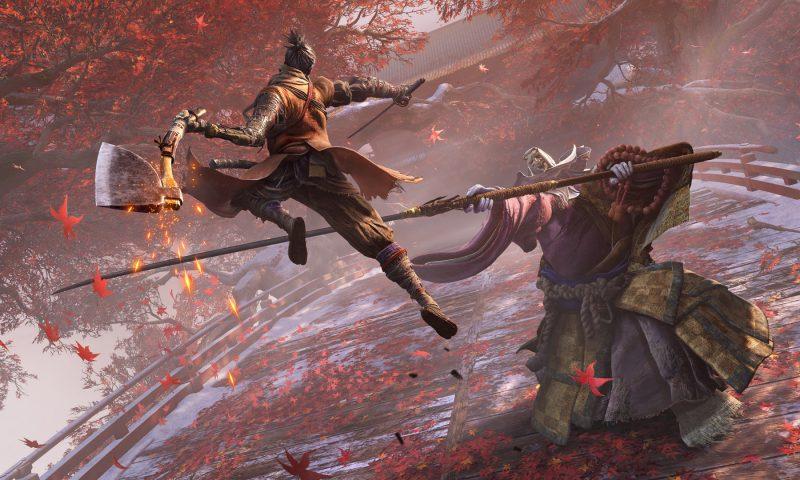 Sekiro: Shadows Die Twice เผยตัวอย่างชุดฉลองเกมแห่งปี