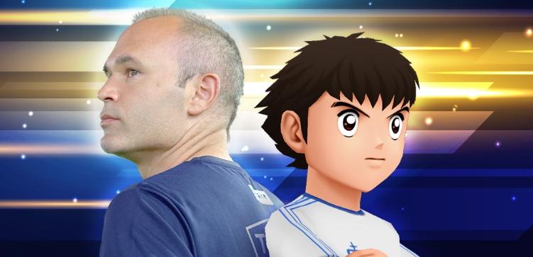 TSUBASA+ เกมมือถือของ Captain Tsubasa การ์ตูนฟุตบอลระดับตำนาน