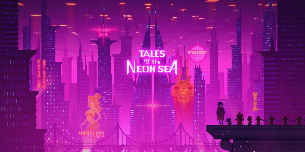 Tales of the Neon Sea 301063
