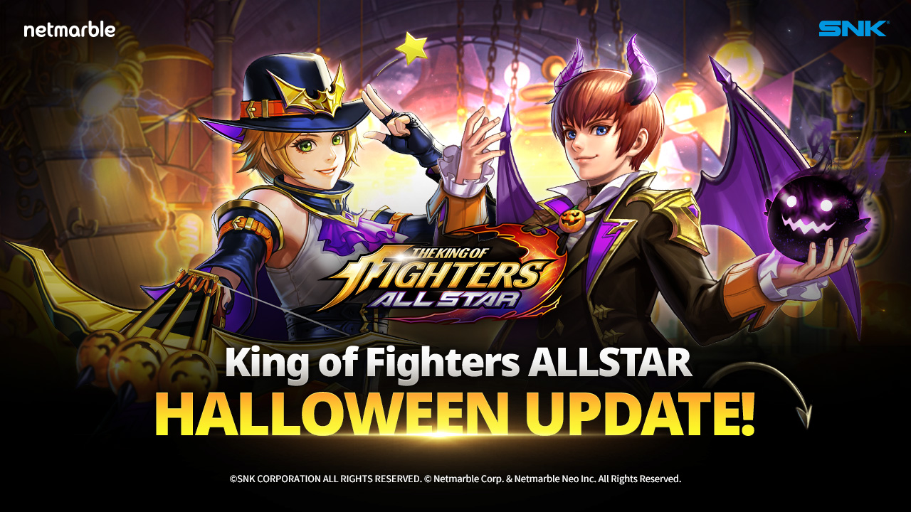 The King of Fighters ALLSTAR 30102020 1