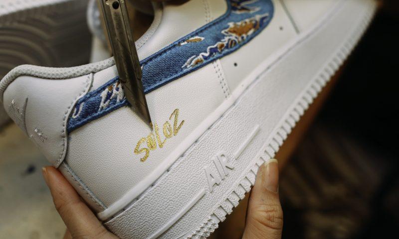 LOL: Wild Rift จับมือกับ SBTG ร่วมคัสตอมรองเท้ารุ่นพิเศษ