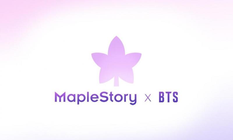 ซุปตาร์ BTS ร่วมกับเกม MMORPG ในตำนาน MapleStory x BTS