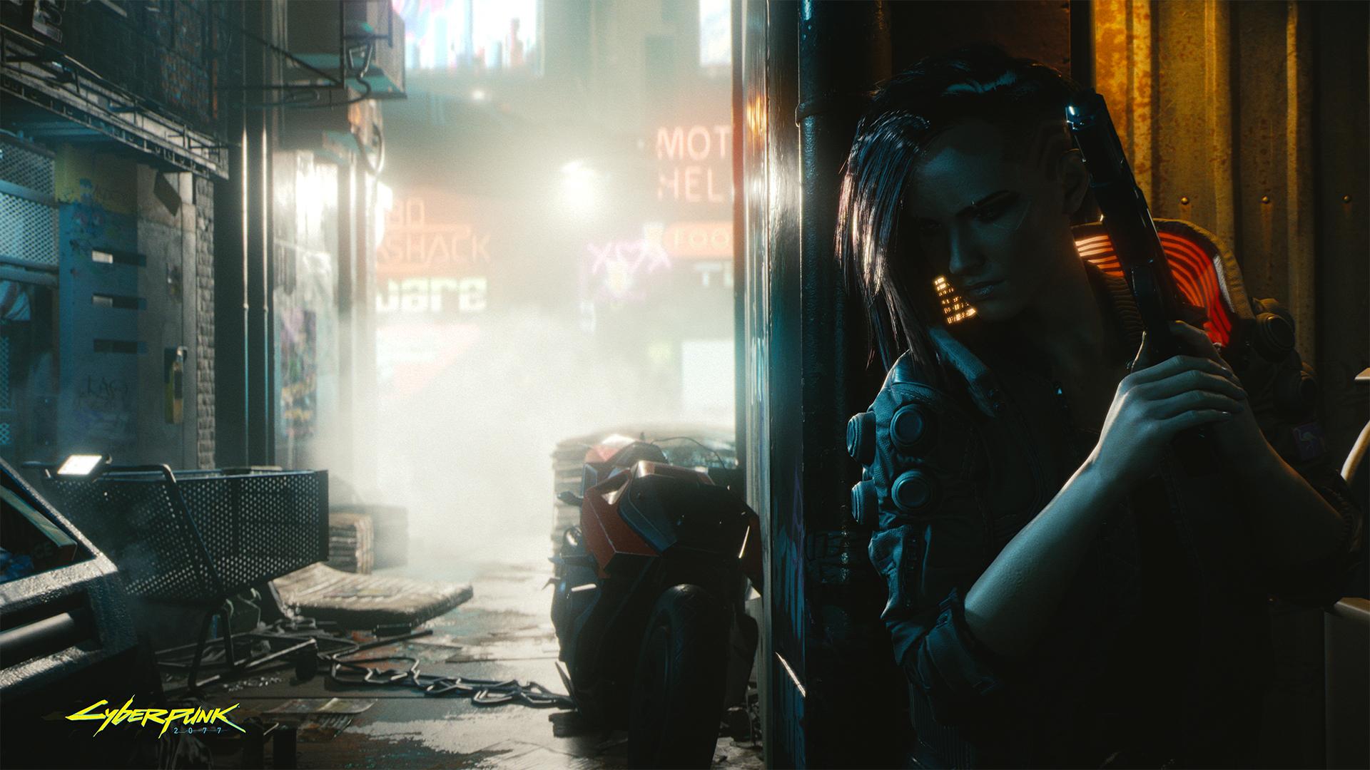 Cyberpunk 2077 24112020