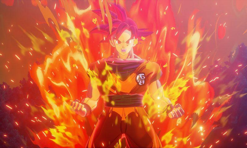 Dragon Ball Z: Kakarot ปล่อยอัปเดต A New Power Awakens 2 เรียบร้อย