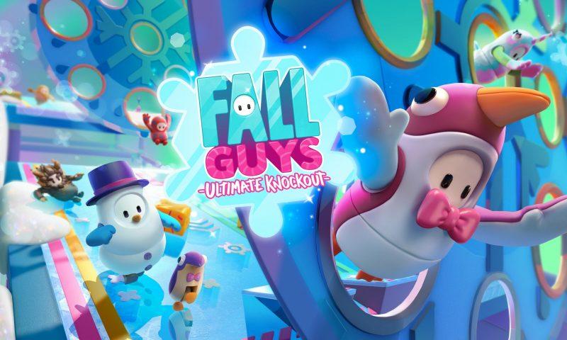 Fall Guys: Ultimate Knockout เตรียมอัปเดต Season 3 Winter Knockout