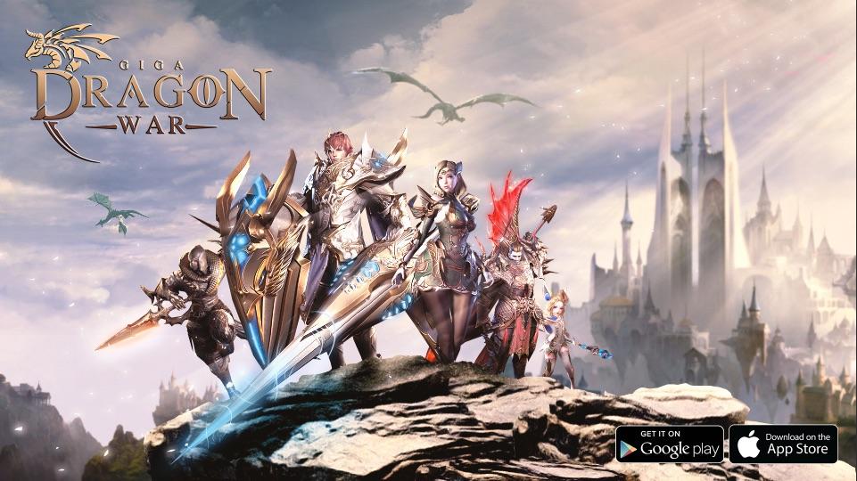 GIGA Dragon War 131163