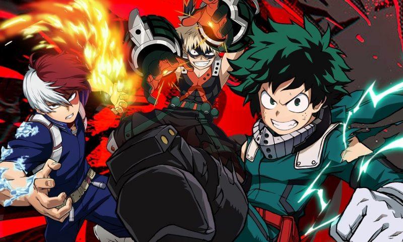My Hero Academia: The Strongest Hero จ่อเปิดให้บริการธันวาคมนนี้