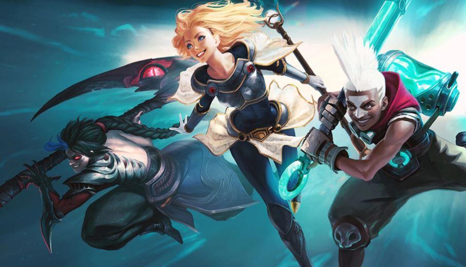 League of Legends Wild RIft 23112020