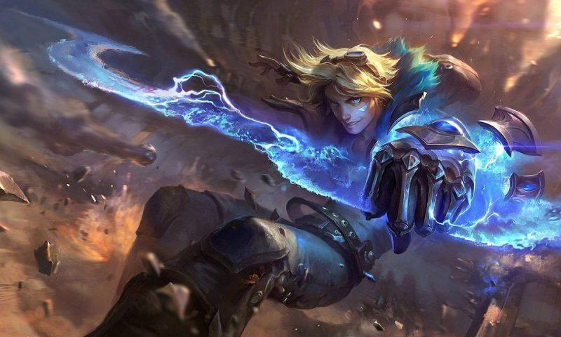 League of Legends: Wild Rift ลงดาบ Ezreal แต่ความโหดก็ยังคงอยู่