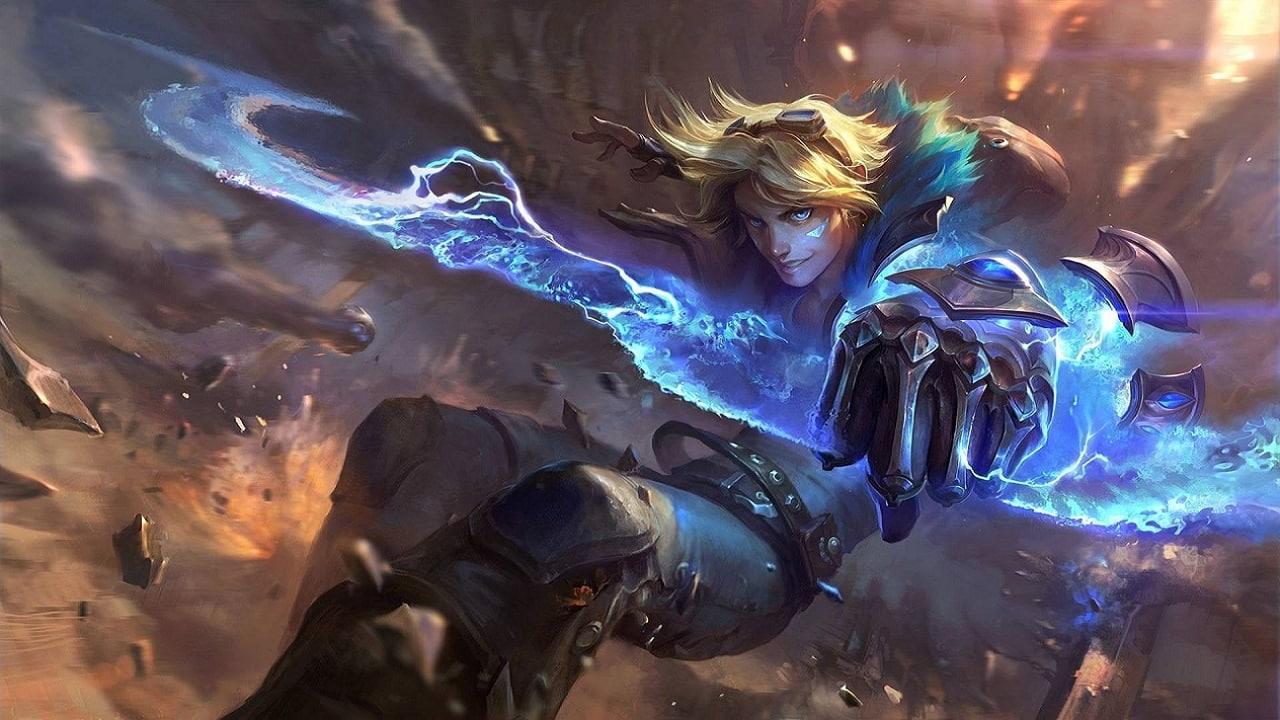 League of Legends Wild Rift 17112020 1