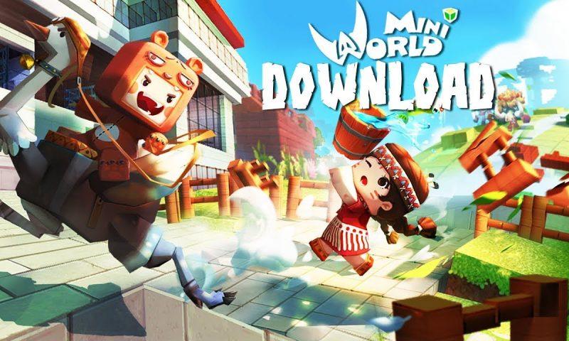 รีวิว Mini World เกมแนว Sandbox 3D ทางเลือกของคนคิดสร้างสรรค์