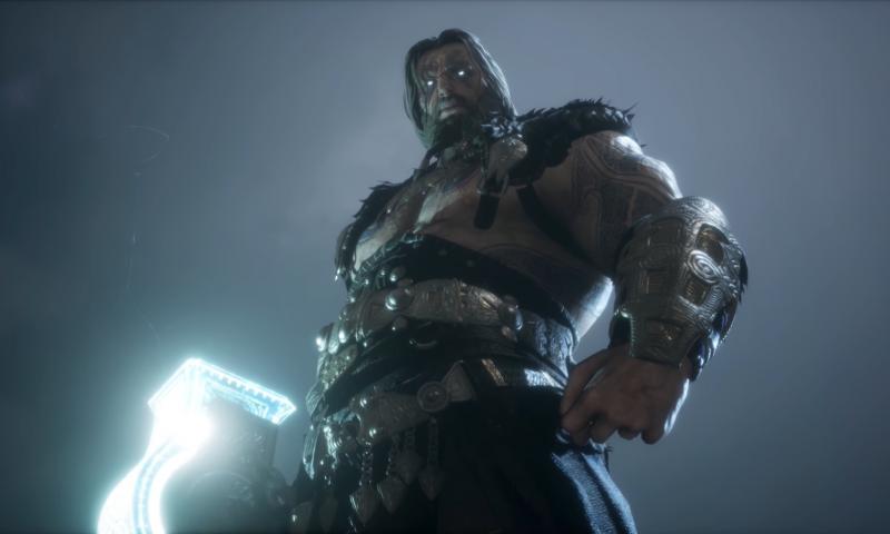 Odin: Valhalla Rising เกมมือถือ MMORPG ปล่อยตัวอย่างสุดอลังการ