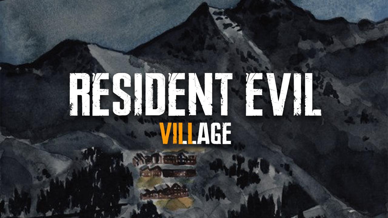 Resident Evil Village 10112020