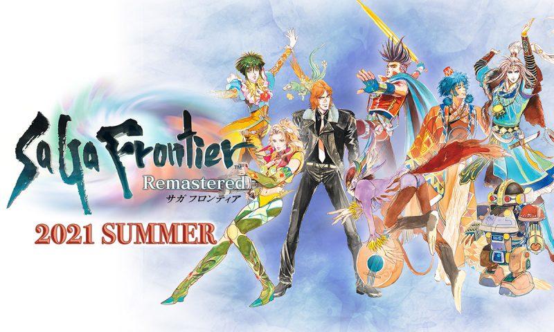 SaGa Frontier Remastered เกมเก่ารุ่นเดอะประกาศลงหลายแพลตฟอร์ม