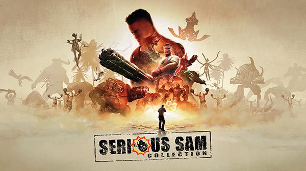 Serious Sam Collection เกมยิงแหลกแจกกระสุนกำลังจะขายบน Switch