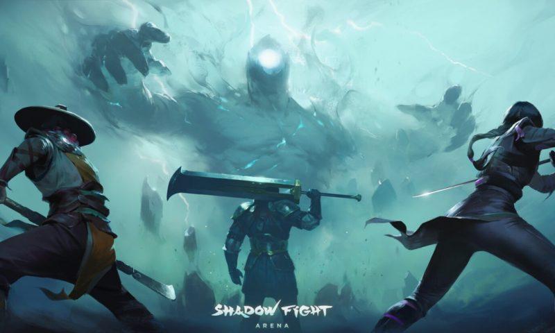 Shadow Fight Arena เกมแนว PVP Action สุดเดือดเปิดให้บริการวันนี้