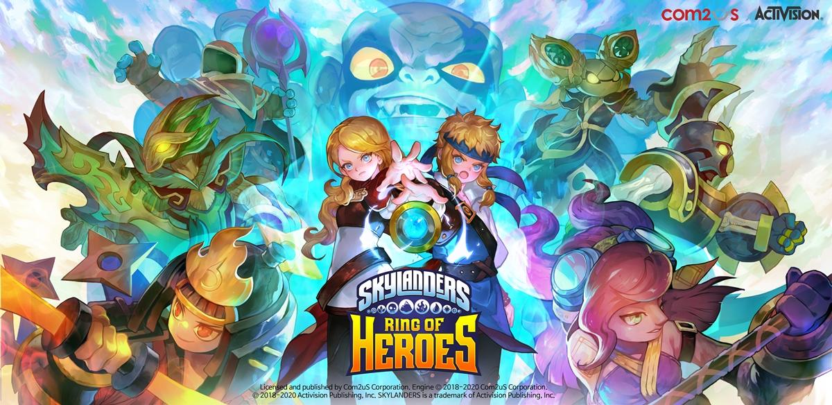 Skylanders Ring of Heroes 23112020