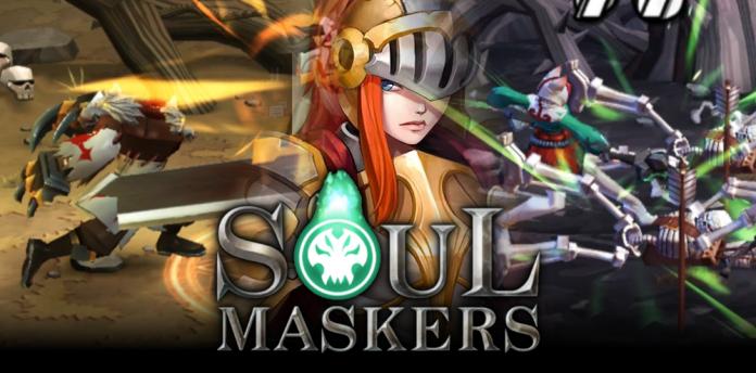 Soul Maskers เกมแนว Action บนมือถือหวดแหลกบู้กระจาย