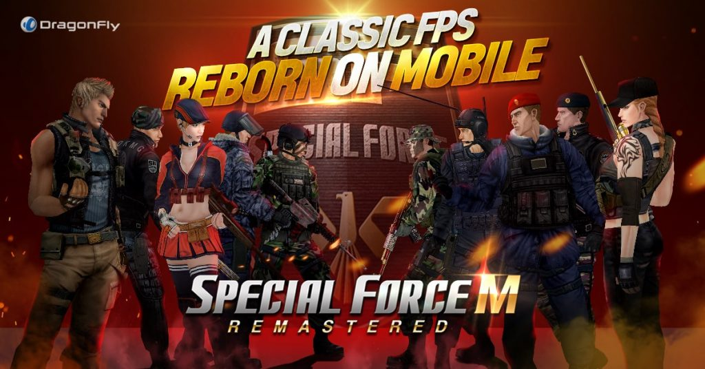 Special Force M Remastered 061163 01