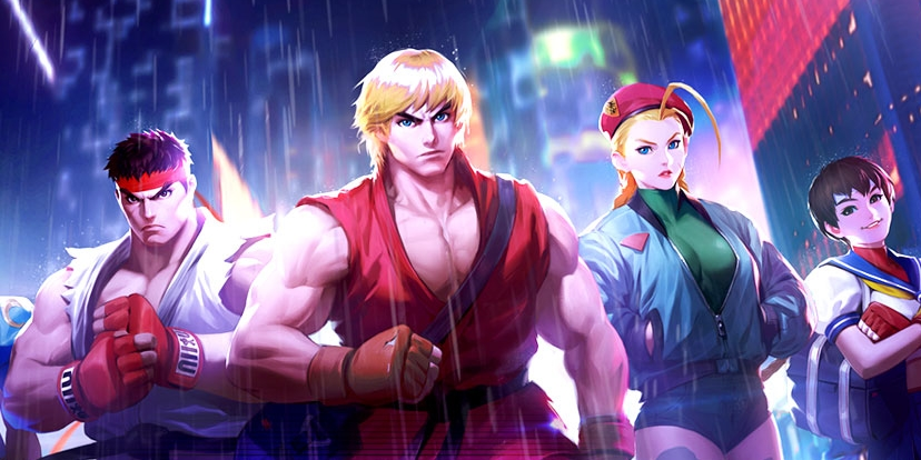 Tencent เปิดตัวเกม Street Fighter: Duel ที่ได้ลิขสิทธิ์จาก Capcom