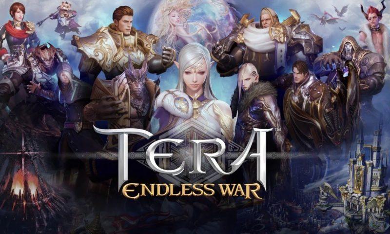 รวมพลได้ TERA: Endless War เปิดให้บริการแล้วในเวอร์ชั่น Global