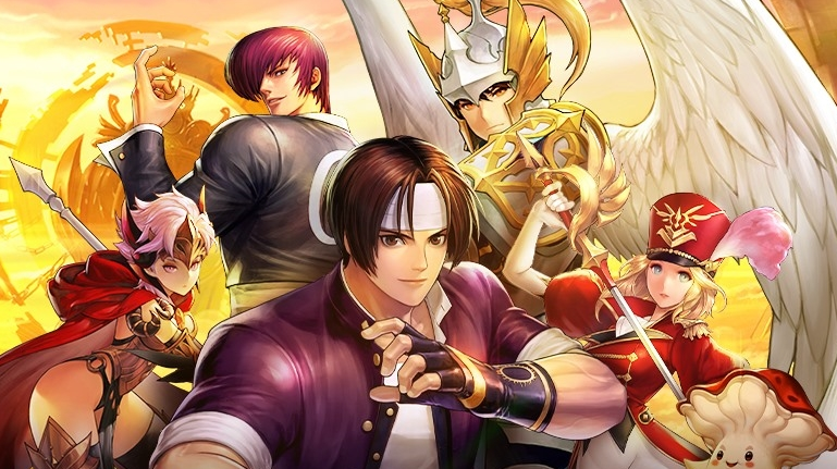The King of Fighters ALLSTAR 27112020 1