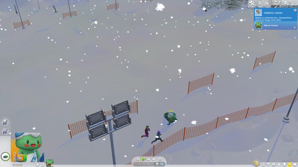 The Sims 4 Snowy Escape 16112020 10