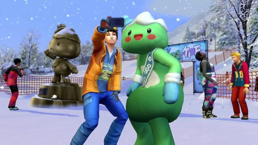 The Sims 4 Snowy Escape 16112020 110