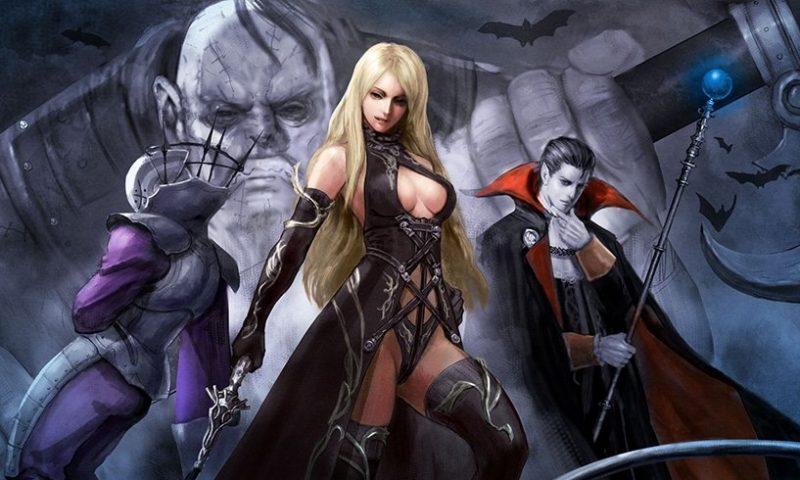 Wizardry เกมสุดดาร์กได้มอบสิทธิ์ให้กับ Drecom ในการเปิดตัว Global