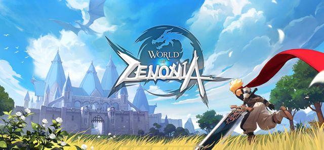 World of Zenonia 01