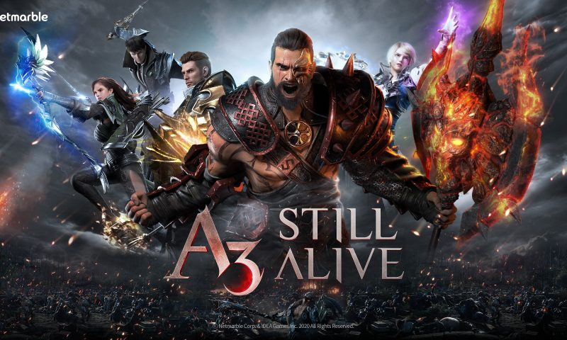 A3: STILL ALIVE เอาตัวรอดข้ามปีไปกับสมรภูมิรบสุดท้าทายในสุดยอดเกม MMORPG