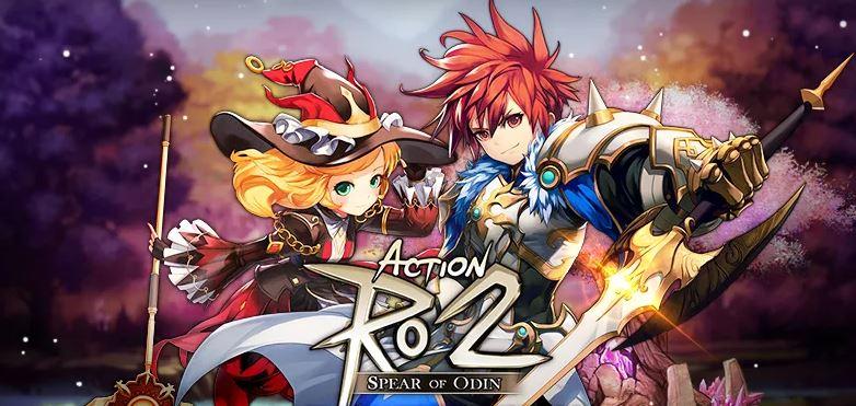 Action RO2 Spear of Odin เกมแนว Action RPG พร้อมให้บริการ