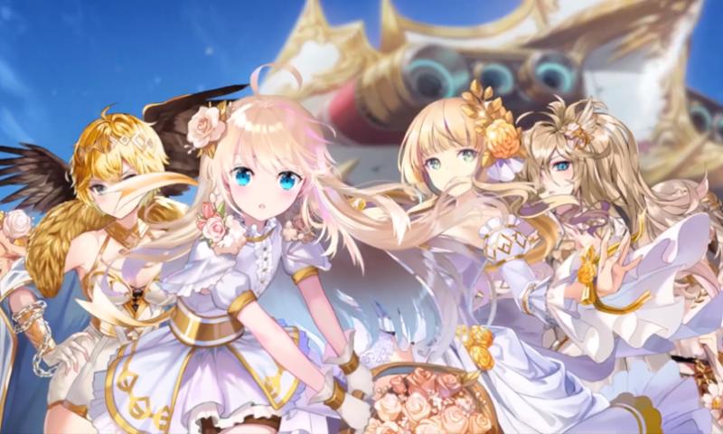 Celestial Goddess เกมมือถือ SRPG สุดโมเอะพร้อมให้บริการ