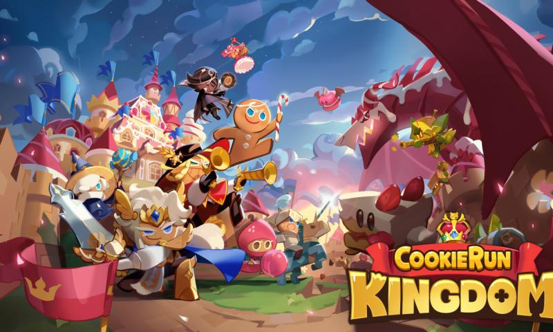 Cookie Run: Kingdom เปิดลงทะเบียนล่วงหน้าเกมเวอร์ชั่นใหม่ล่าสุด