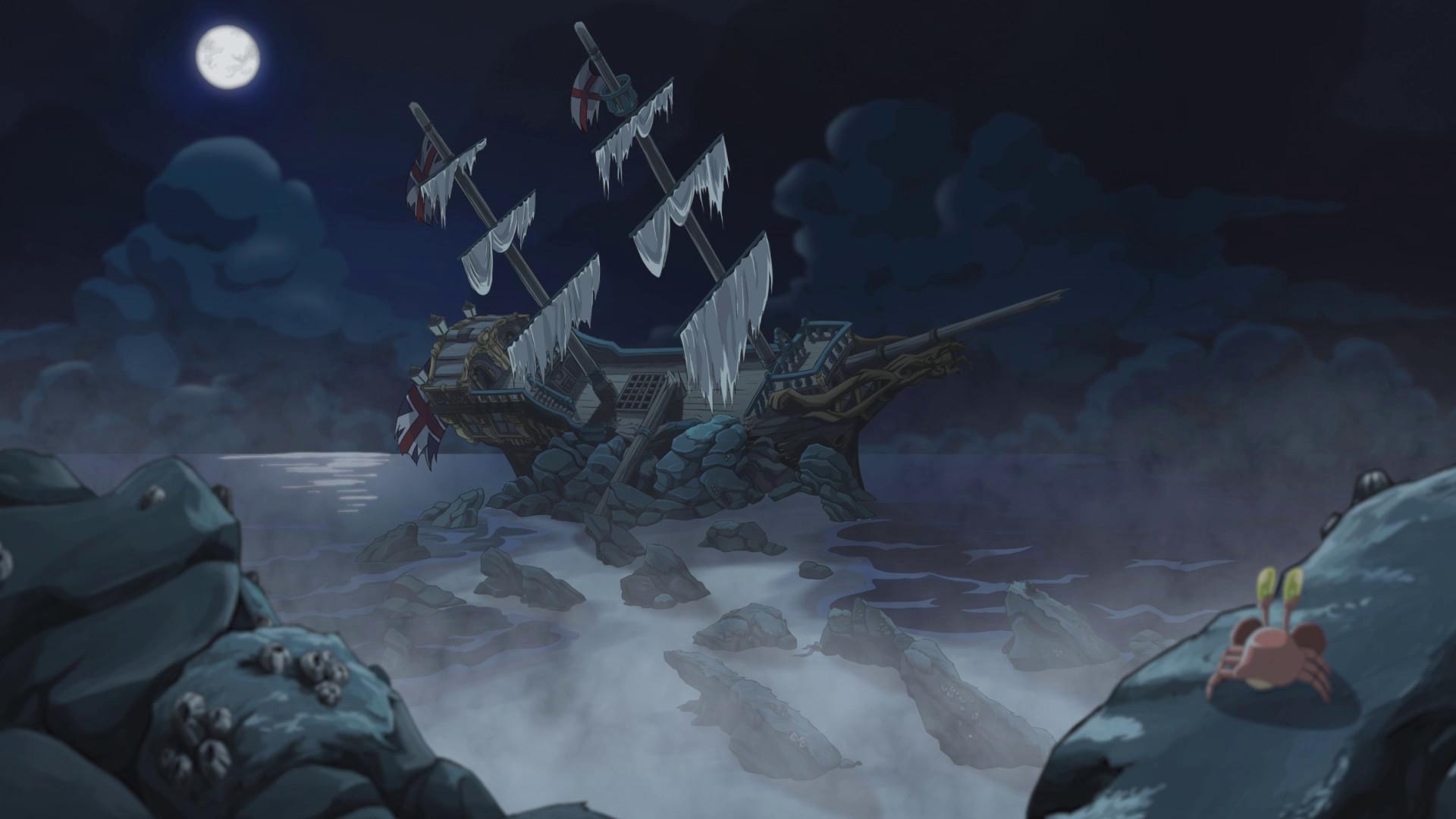 Curse of the Sea Rats 8122020 2