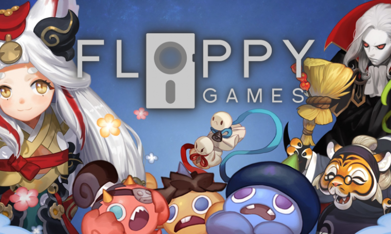 Floppy Games ได้รับทุนก้อนโตเตรียมพัฒนาเกม MMORPG