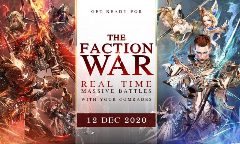 GIGA Dragon War อัปเดตใหญ่พร้อมลุยสงครามข้ามเซิร์ฟแล้ววันนี้
