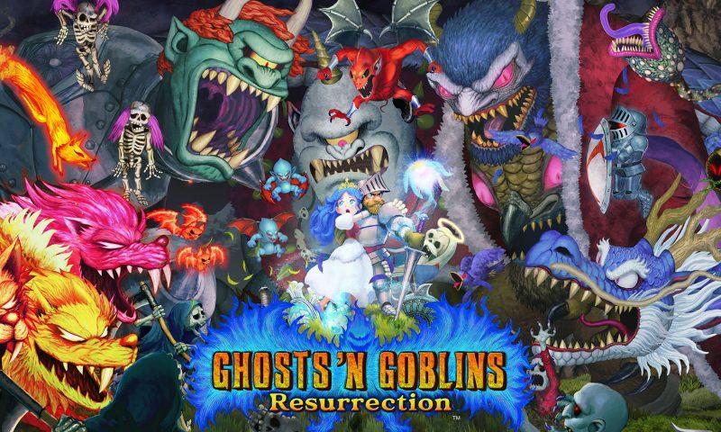 ประกาศคืนชีพ Ghosts N Goblins Resaurrection อีกครั้ง